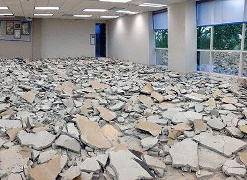 демонтаж бетонной стяжки