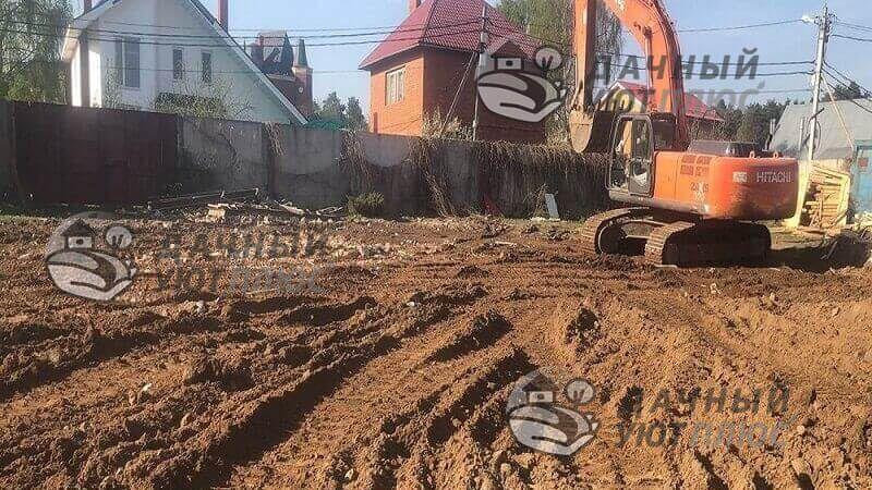 Демонтаж кирпичного дома в Егорьевске