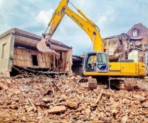 демонтаж домов и сооружений Московская область