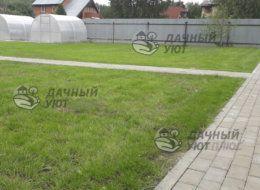 Устройство газона в Щелково