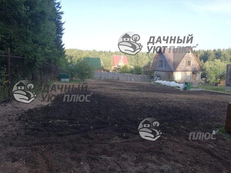 Выравнивание участка Московская область