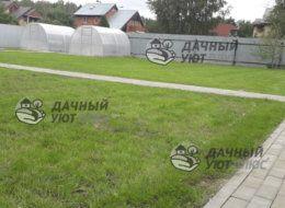 Обустройство газона в Щелково