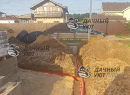 Дренажная и ливневая канализация