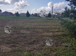 Выравнивание участка трактором в Щелково