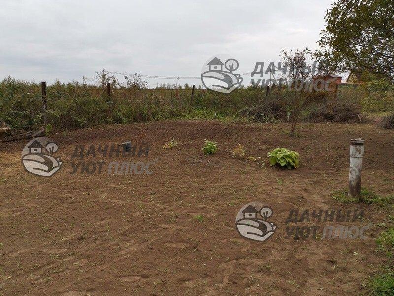 Расчистка и уборка участка в Барыбино