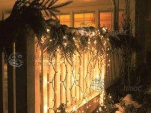 Chrissline-LED занавес