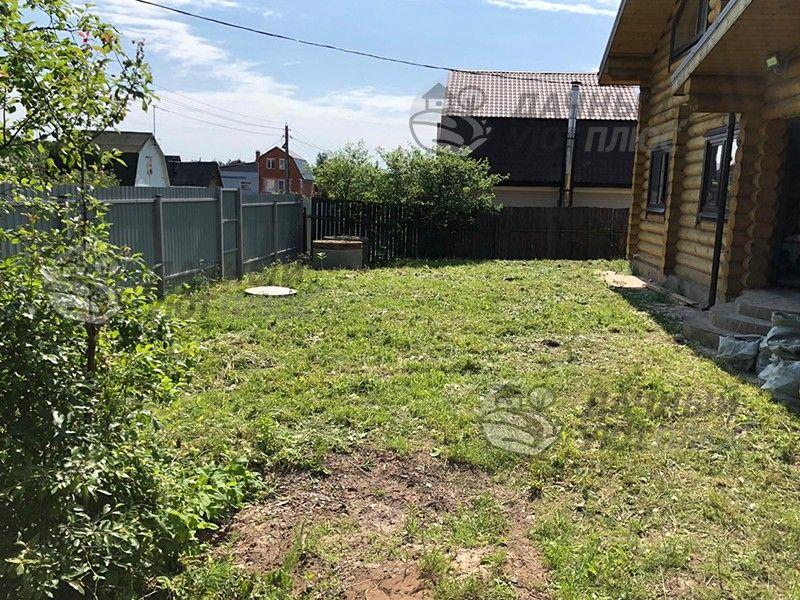 Покос травы и расчистка участка в Усово-Тупик